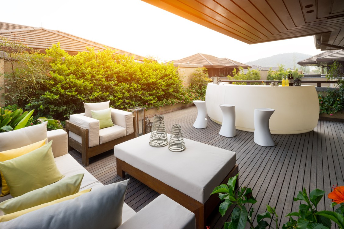 He Atico How To Decorate Your Rooftop Terrace In Style
